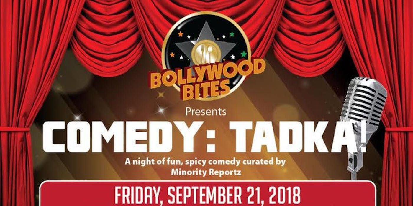 Comedy Night at Bollywood Bites