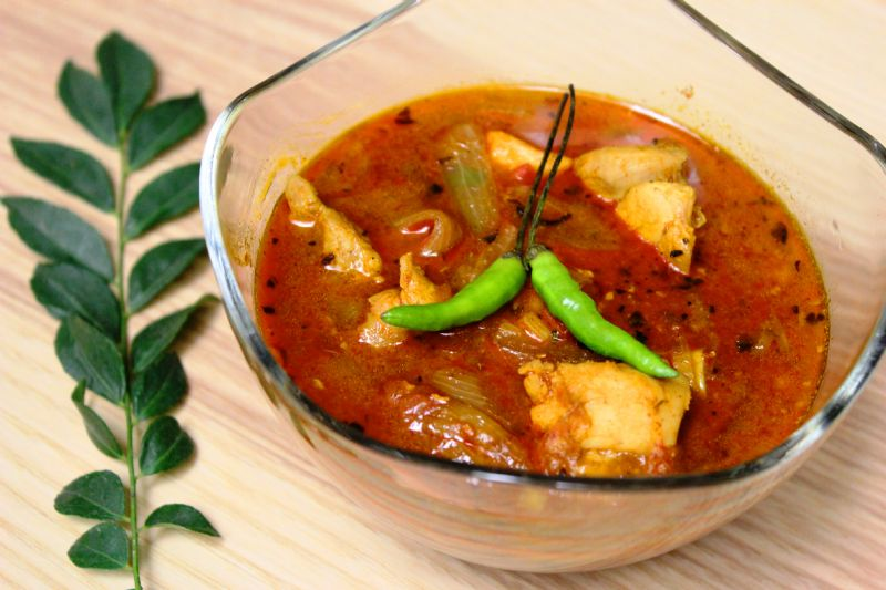 Chicken Handi | South Indian